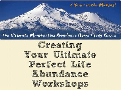 Creating Your Perfect Life Evening Seminars