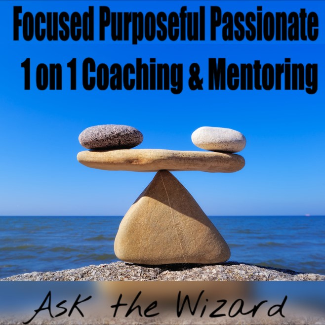 Education - 1 on 1 Personalized Coaching & Mentoring