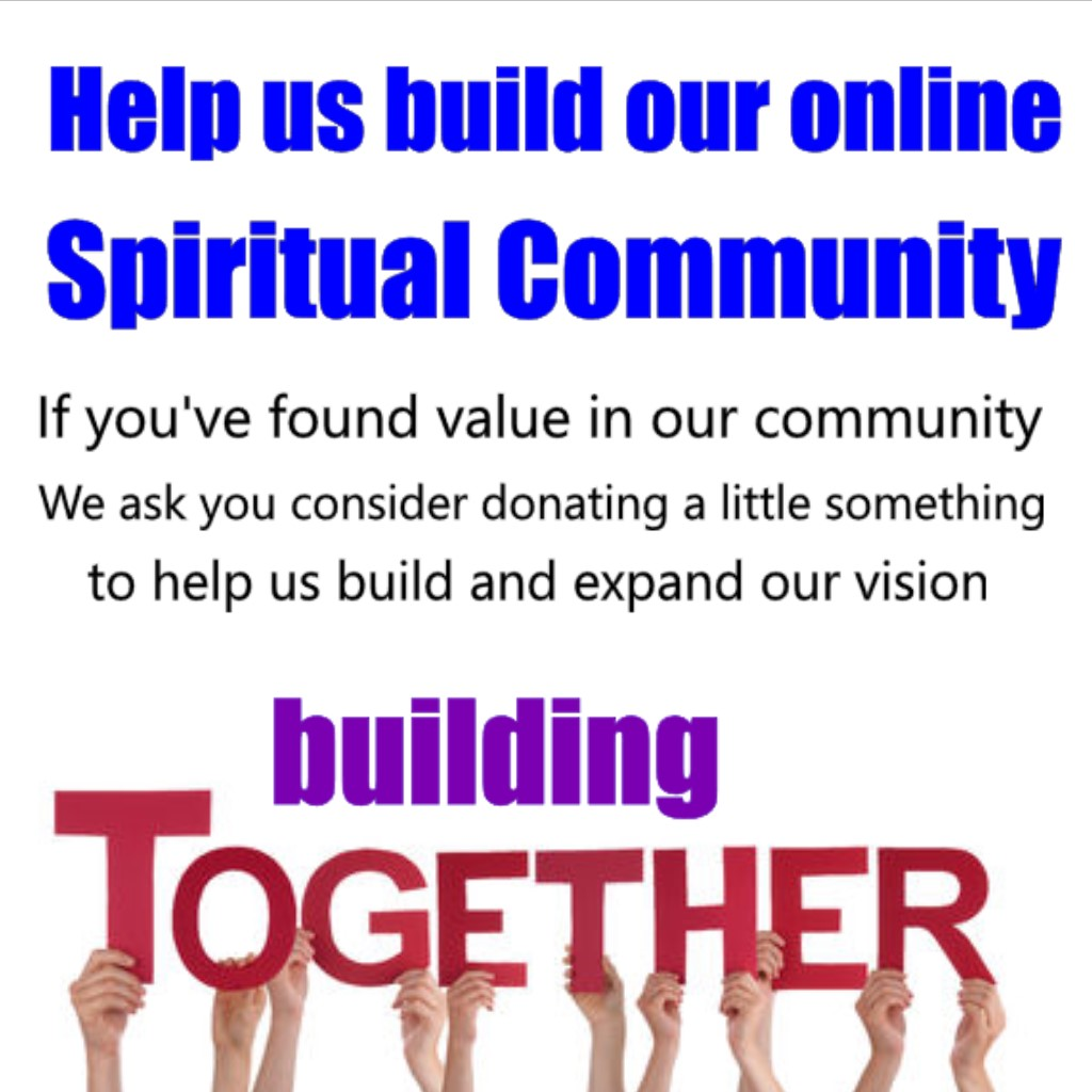 Community - Help us Build our Community