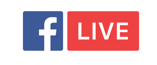 Anything can happen Friday Facebook Live Broadcast