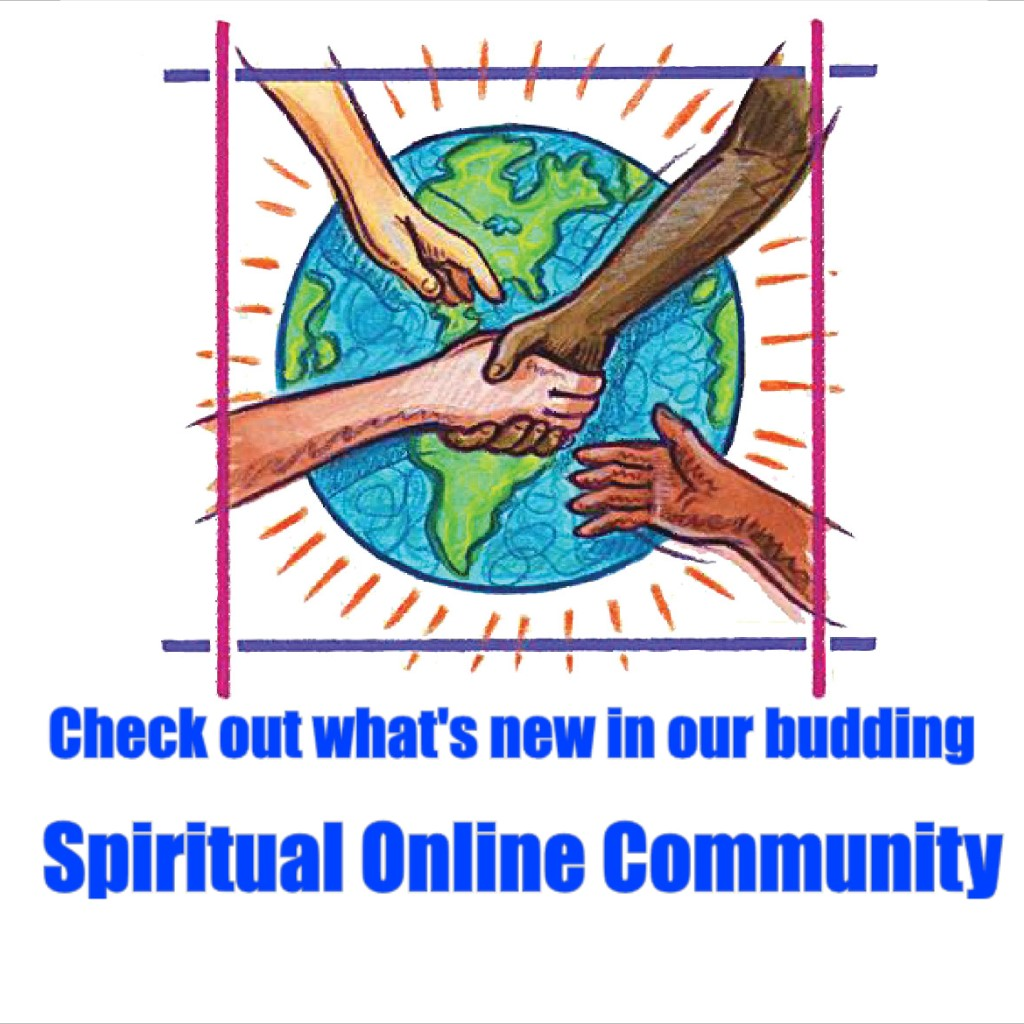 Community - Visit our Spiritual Online Community