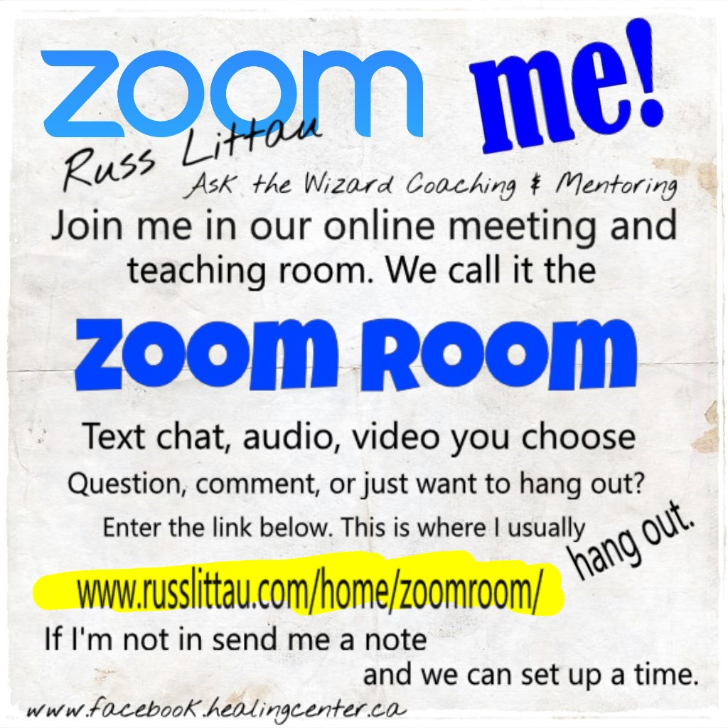 Community - Meet me in the zoom room